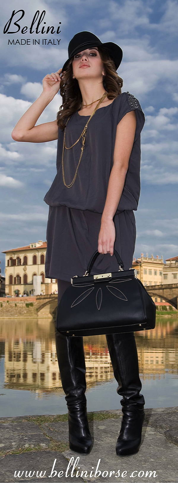 Bellini, fine Italian handbags.  Made in Italy leather handbags.  Wholesale, private label OEM.